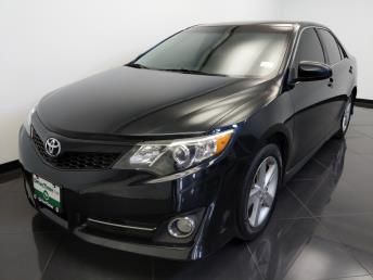 2013 Toyota Camry SE - 1660013430