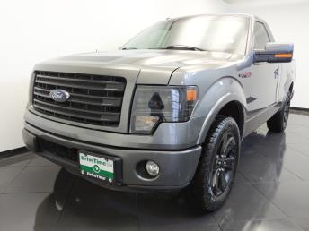 2014 Ford F-150 Regular Cab FX2 6.5 ft - 1660013431