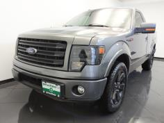 2014 Ford F-150 Regular Cab FX2 6.5 ft