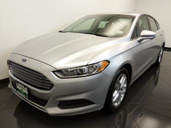 2014 Ford Fusion SE - 1660013459