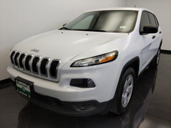 2015 Jeep Cherokee Sport - 1660013461