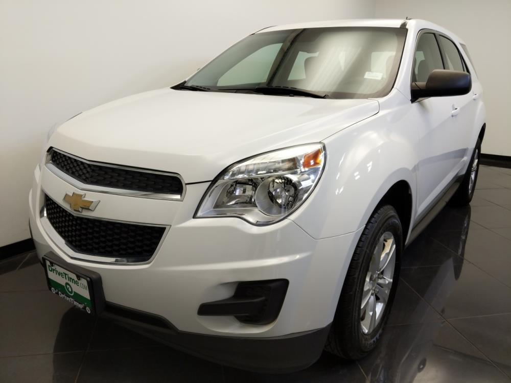 2015 Chevrolet Equinox LS - 1660013471