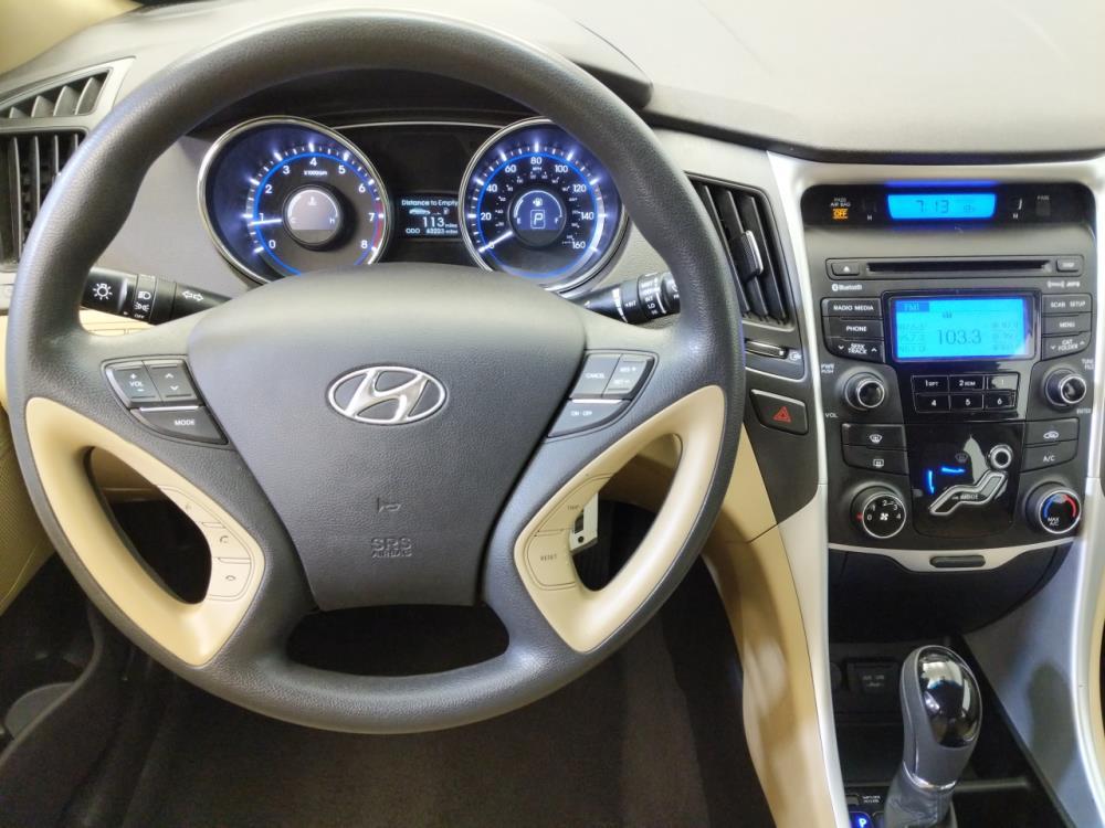 2013 Hyundai Sonata GLS - 1660013495