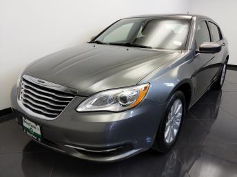 2013 Chrysler 200 Touring - 1660013504