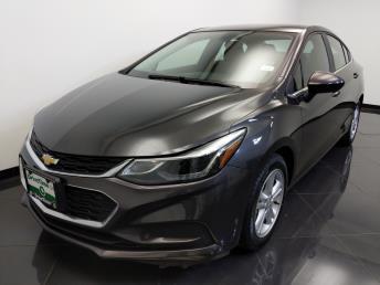 2017 Chevrolet Cruze LT - 1660013510