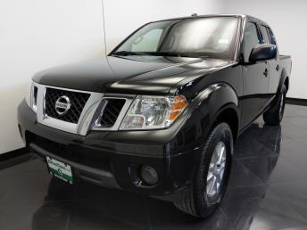 Used 2016 Nissan Frontier