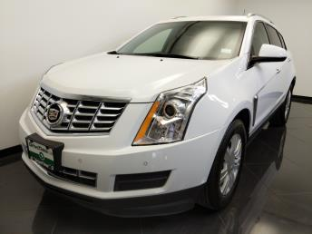 2015 Cadillac SRX Luxury Collection - 1660013527