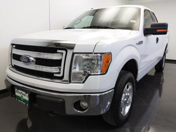 2014 Ford F-150 Super Cab XLT 6.5 ft - 1660013547