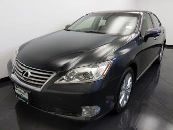 2010 Lexus ES 350  - 1660013557