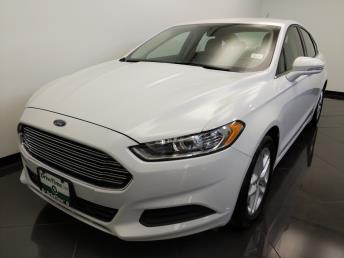 2014 Ford Fusion SE - 1660013558