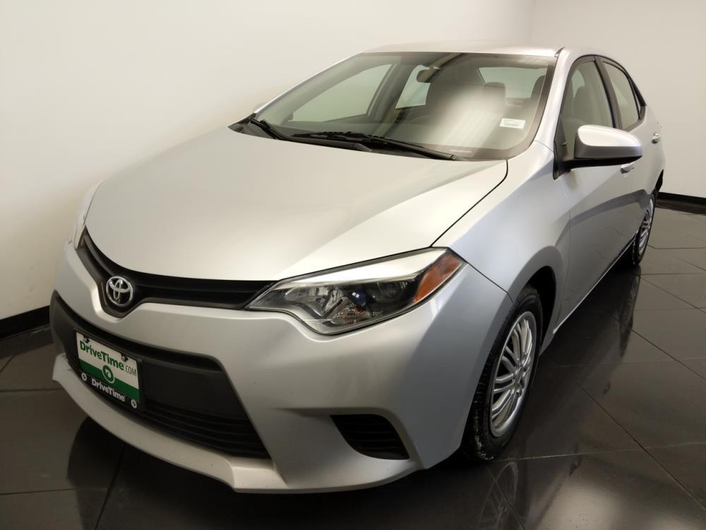 2014 Toyota Corolla LE - 1660013572