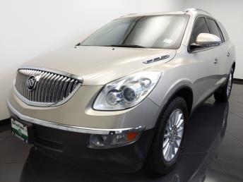 2011 Buick Enclave CXL - 1660013576