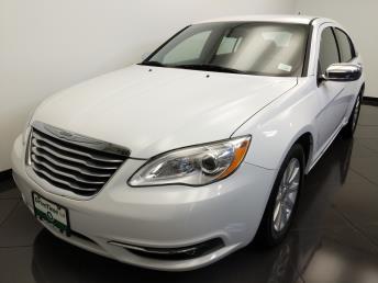 2013 Chrysler 200 Limited - 1660013599