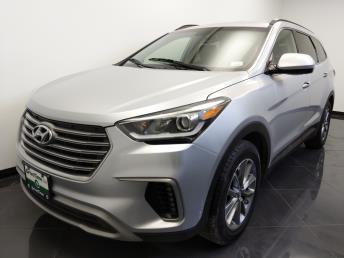 2017 Hyundai Santa Fe SE - 1660013627