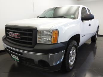 Used 2010 GMC Sierra 1500