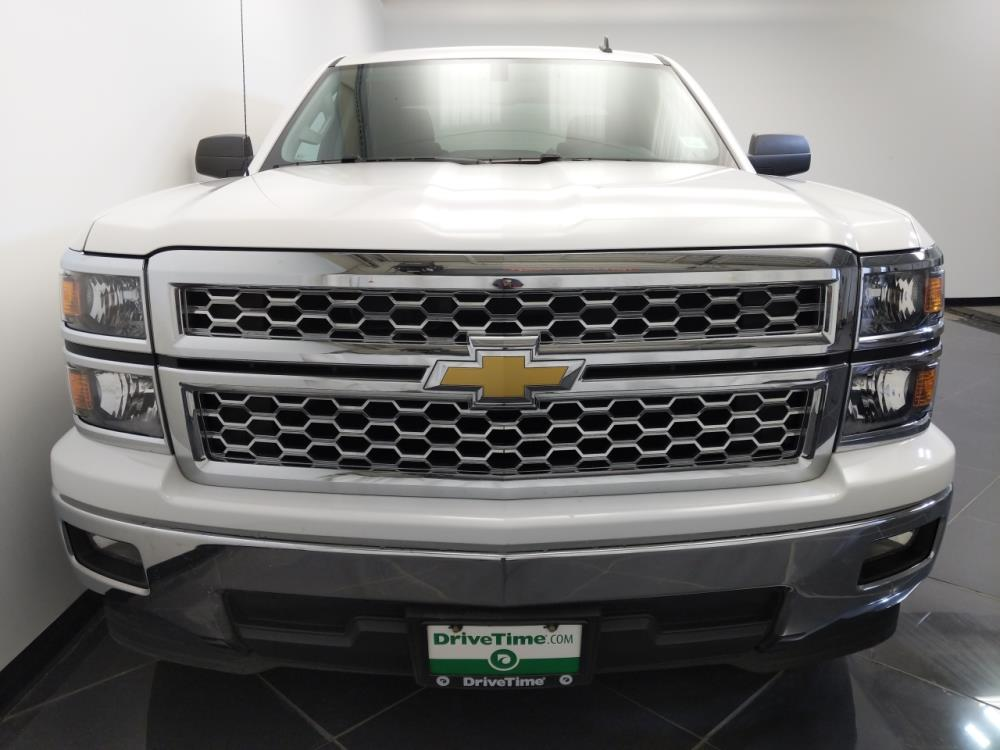 2014 Chevrolet Silverado 1500 Double Cab LT 6.5 ft - 1660013665