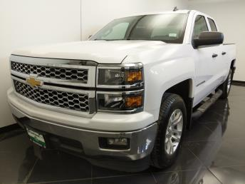 2014 Chevrolet Silverado 1500 Double Cab LT 6.5 ft - 1660013665