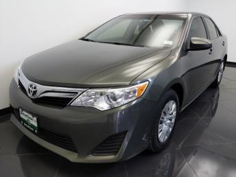 2014 Toyota Camry LE - 1660013672