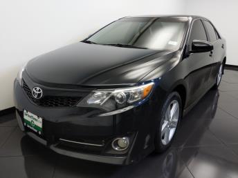 2013 Toyota Camry SE - 1660013700