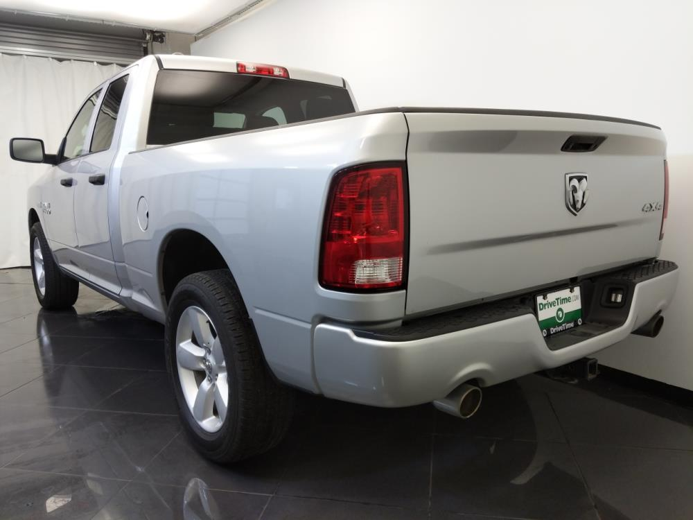 2014 Dodge Ram 1500 Quad Cab Express 6.3 ft - 1660013703