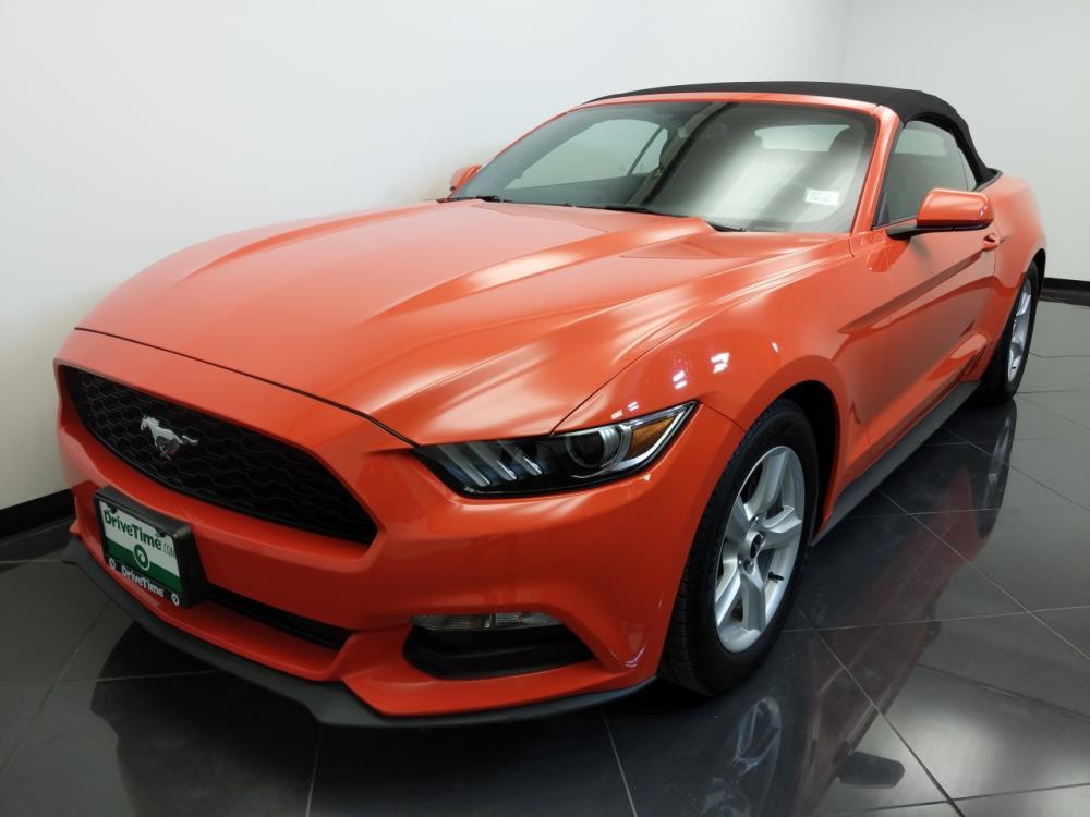 2016 Ford Mustang V6 - 1660013704