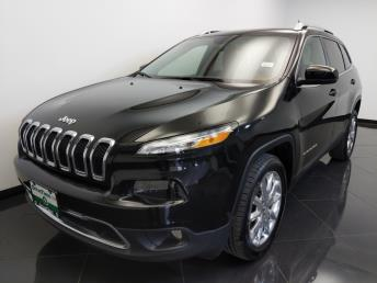 2016 Jeep Cherokee Limited - 1660013708