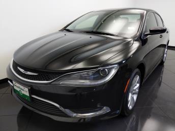 2016 Chrysler 200 Limited - 1660013730