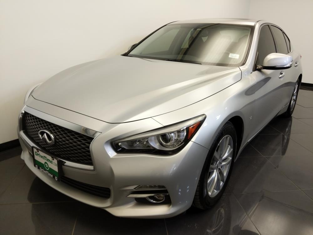 2014 INFINITI Q50 3.7 Premium - 1660013760