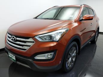 2013 Hyundai Santa Fe Sport  - 1660013764