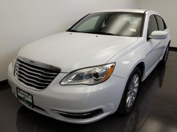2014 Chrysler 200 LX - 1660013772