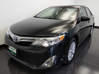 2014 Toyota Camry Hybrid XLE - 1660013779