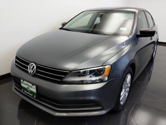 2015 Volkswagen Jetta 2.0L S - 1660013780