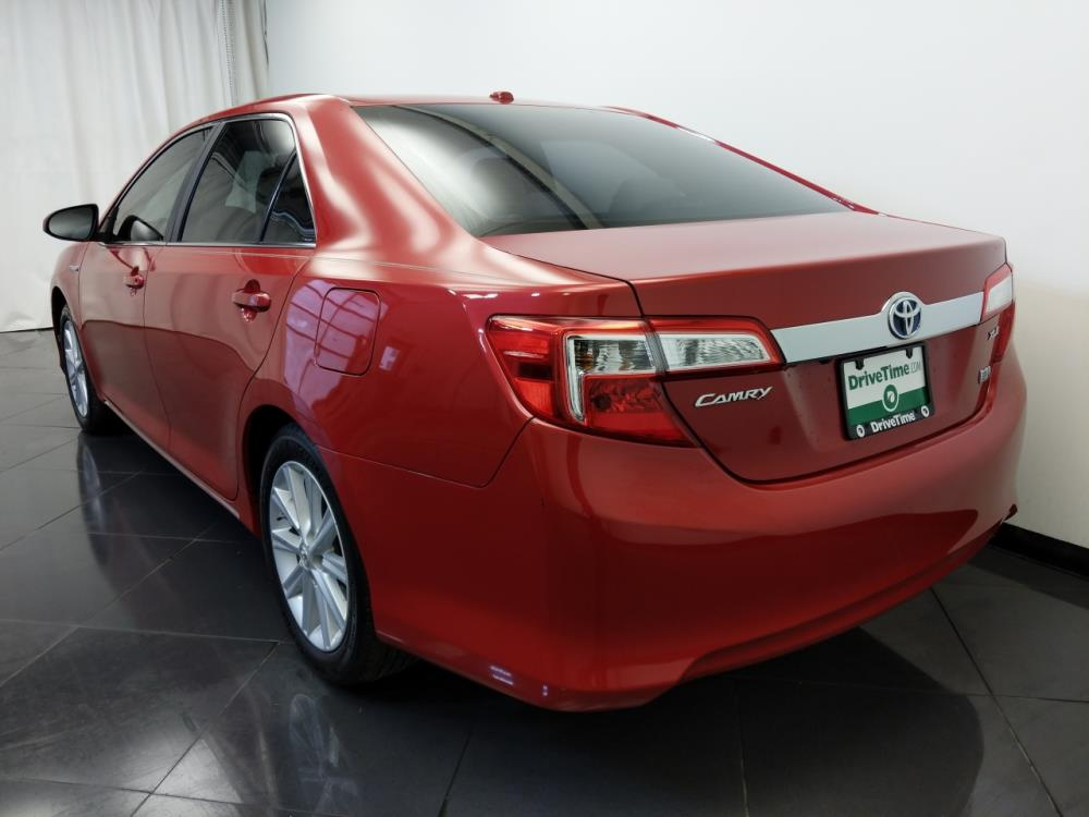 2012 Toyota Camry XLE Hybrid - 1660013803