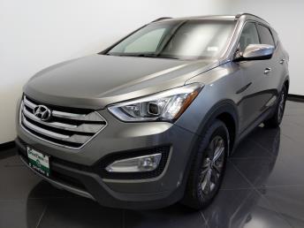 2013 Hyundai Santa Fe Sport  - 1660013811
