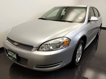 2014 Chevrolet Impala Limited LS - 1660013813