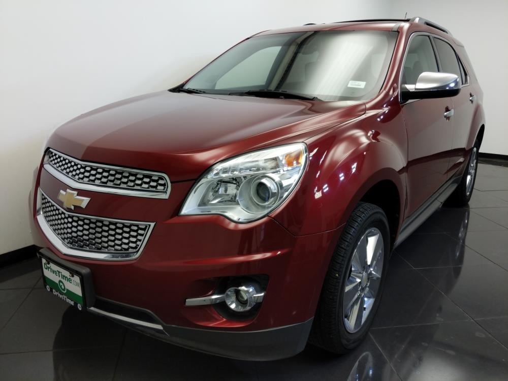 2012 Chevrolet Equinox LTZ - 1660013815