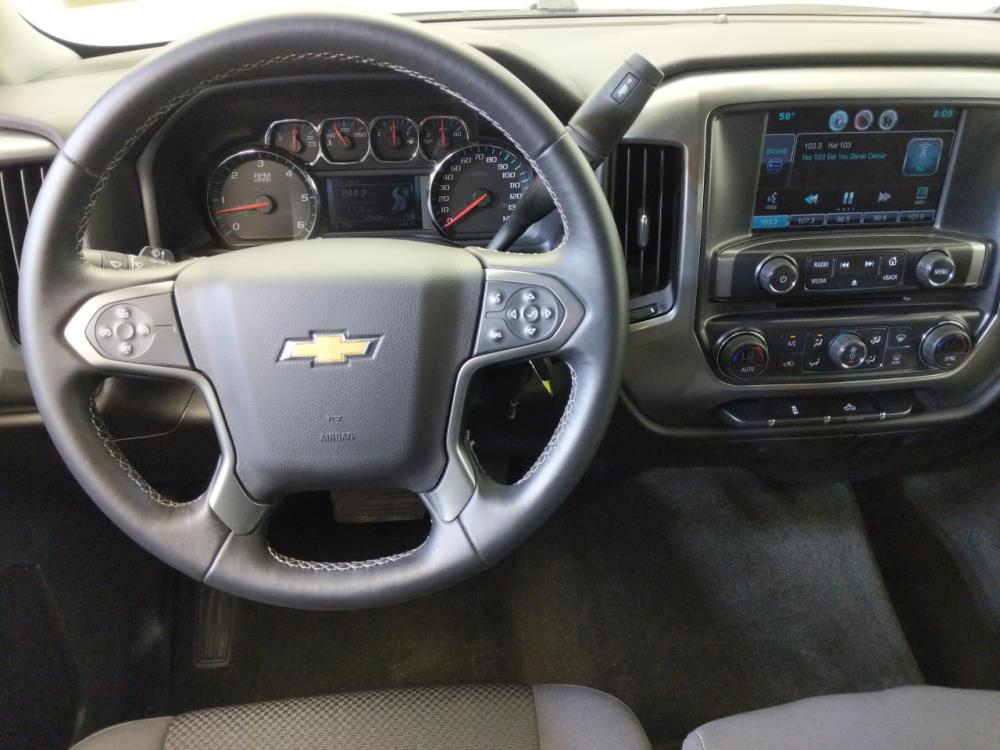 2015 Chevrolet Silverado 1500 Double Cab LT 6.5 ft - 1660013819
