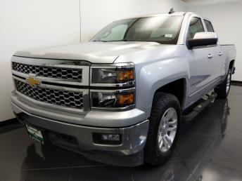 2015 Chevrolet Silverado 1500 Double Cab LT 6.5 ft - 1660013819