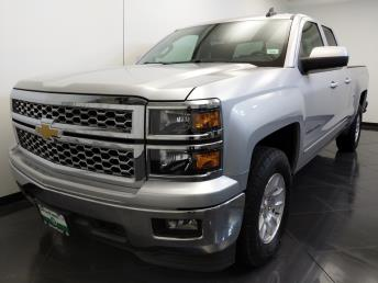 2015 Chevrolet Silverado 1500 Double Cab LT 6.5 ft - 1660013821