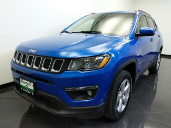 2017 Jeep Compass All New Latitude - 1660013822
