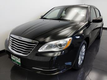 2013 Chrysler 200 Touring - 1660013837