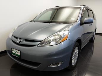 2010 Toyota Sienna XLE - 1660013850