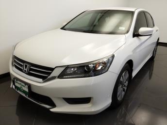 2014 Honda Accord LX - 1660013853