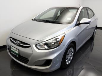 2016 Hyundai Accent SE - 1660013864