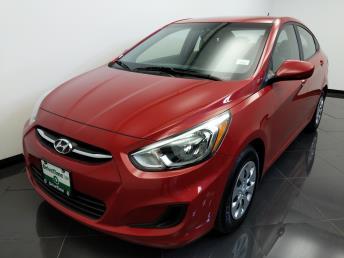 2016 Hyundai Accent SE - 1660013865