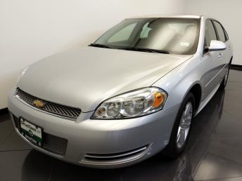 2015 Chevrolet Impala Limited LT - 1660013879
