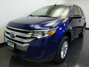 2013 Ford Edge SE - 1660013884
