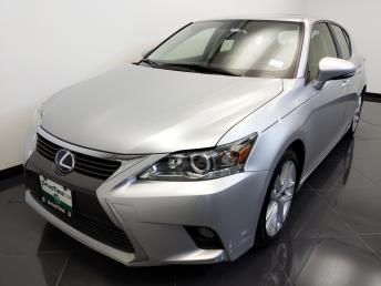Used 2015 Lexus CT 200h