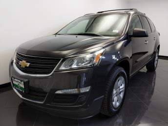 2013 Chevrolet Traverse LS - 1660013907