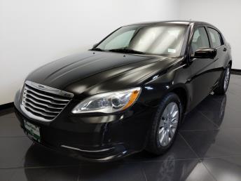 2014 Chrysler 200 LX - 1660013908